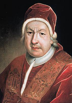 Giannangelo Braschi, 250e pape de l'église catholique de 1775 à 1799.