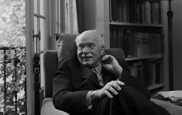 Carl Jung en 1949. (DR)