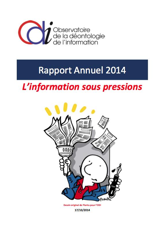 2e rapport ODI