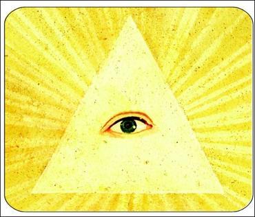 L'oeil de Dieu dans la symbolique maçonnique