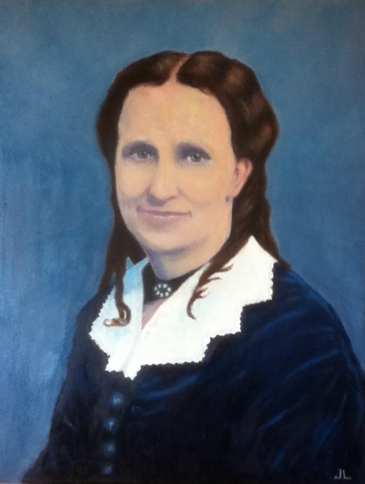 Mary Baker Eddy par JL ML