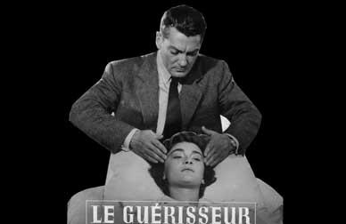 Jean Marais dans le film de Ciampi Le Guérisseur.