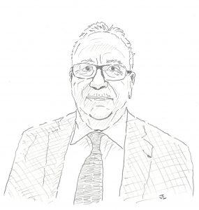 Marcel Disko, président de la Miviludej.