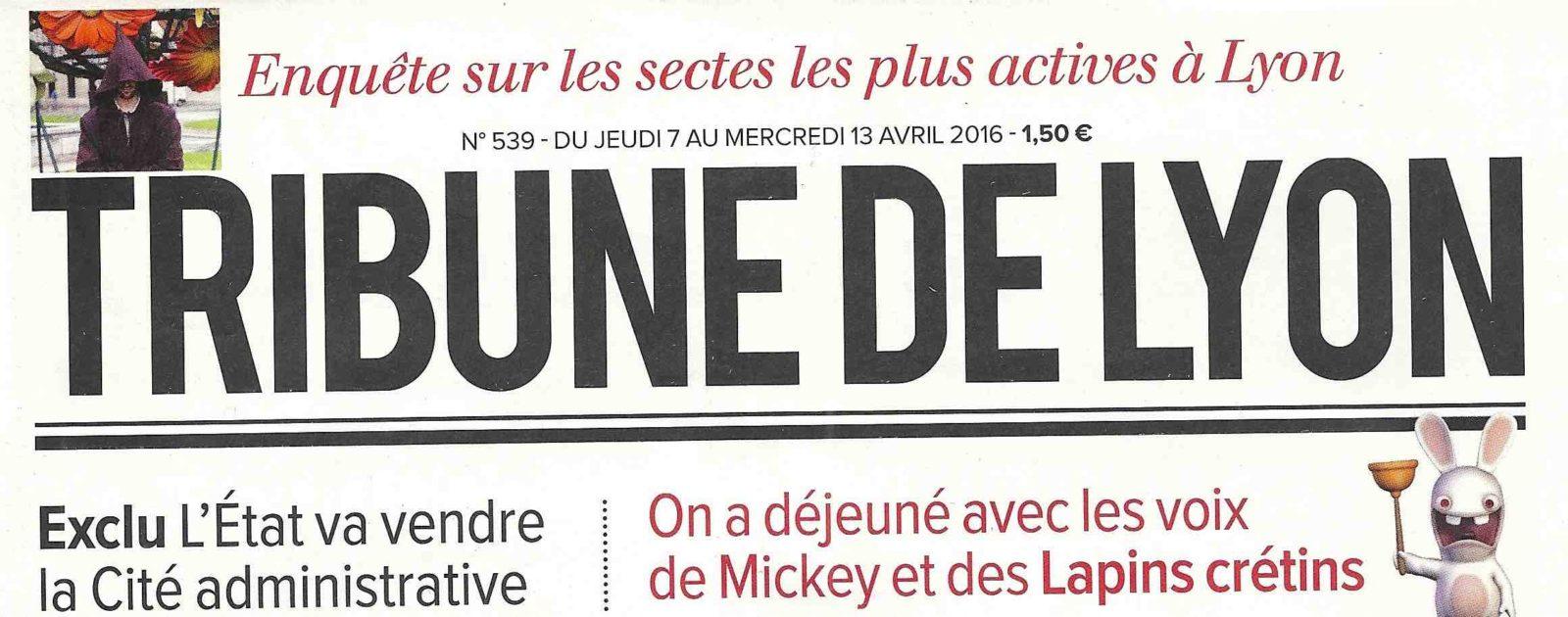 Tribune Lyon 3