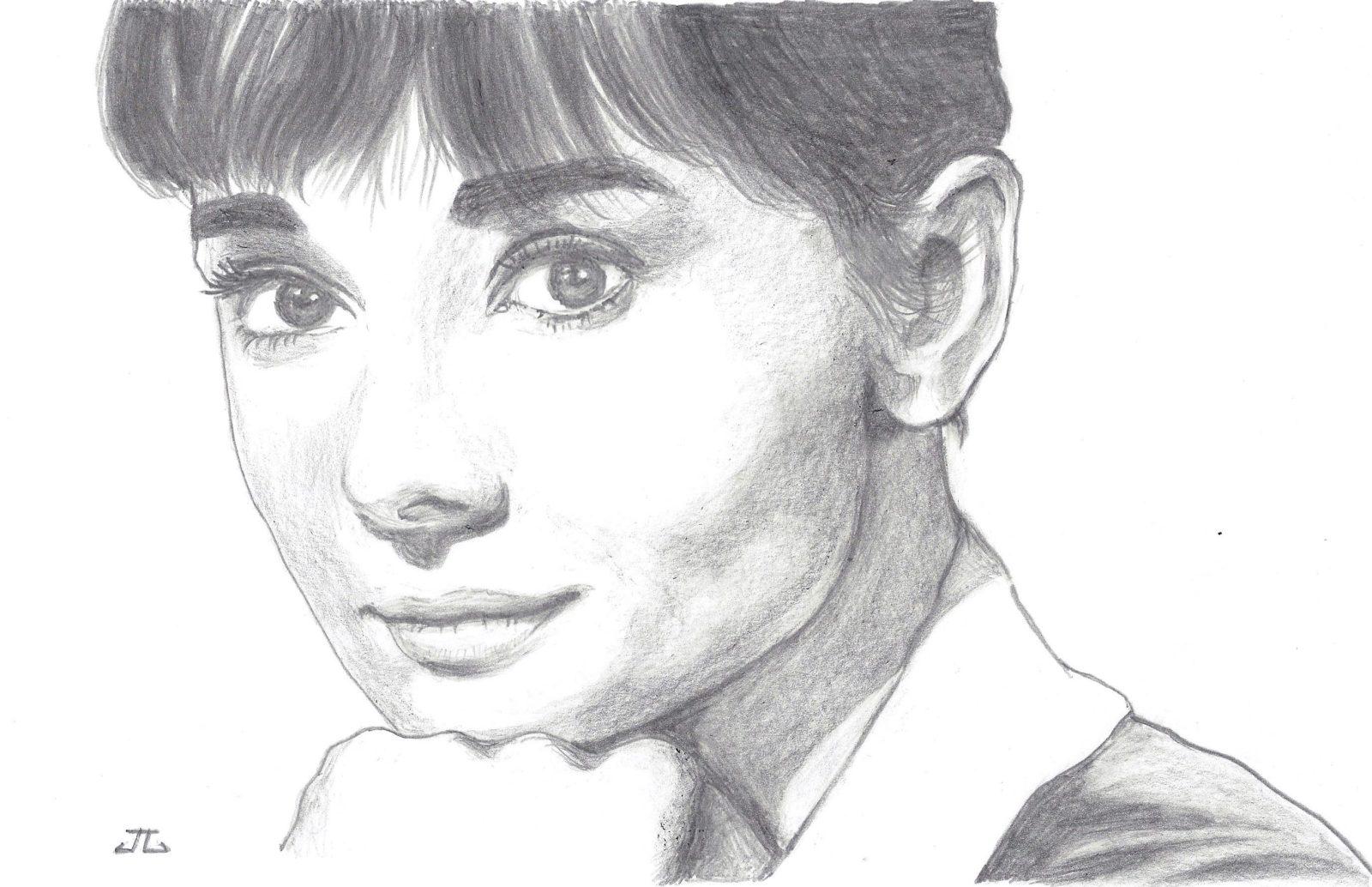 Audrey Hepburn JL ML -DEB