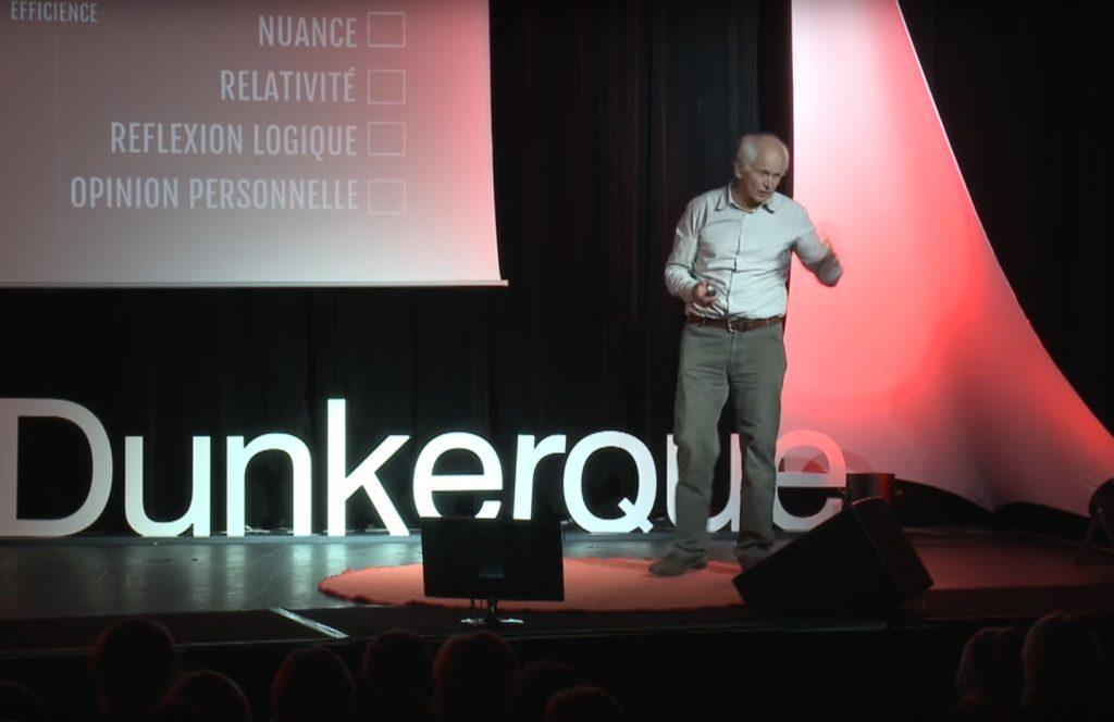 Pierre Moorkens conférence TEDx