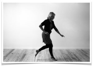 Véronique Sommer, la psy qui danse